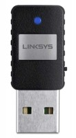 Фото - Wi-Fi адаптер LINKSYS AE6000
