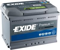 Автоаккумулятор Exide Premium