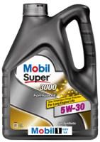Моторное масло MOBIL Super 3000 X1 Formula FE 5W-30 4L