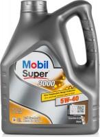 Фото - Моторное масло MOBIL Super 3000 X1 5W-40 4L