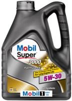 Моторное масло MOBIL Super 3000 Formula FE 5W-30 4L