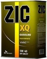 Моторное масло ZIC XQ 5W-40 4L