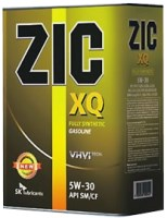 Моторное масло ZIC XQ 5W-30 4L