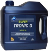 Моторное масло Aral Super Tronic G 0W-30 4L