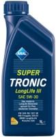 Моторное масло Aral Super Tronic LongLife III 5W-30 1L