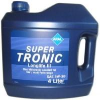 Моторное масло Aral Super Tronic LongLife III 5W-30 4L