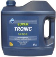 Моторное масло Aral Super Tronic 0W-40 4L