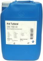 Моторное масло Aral Turboral 15W-40 20L