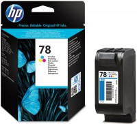 Картридж HP 78 C6578D