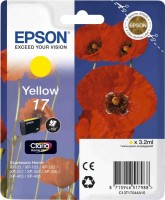 Картридж Epson 17Y C13T17044A10