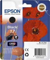 Картридж Epson 17BK C13T17014A10