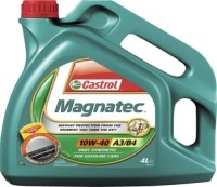 Фото - Моторное масло Castrol Magnatec 10W-40 4L