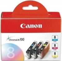 Картридж Canon CLI-8CMY 0620B026