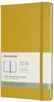 Ежедневник Moleskine Weekly Planner Yellow