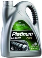 Моторное масло Orlen Platinum Ultor PLUS 15W-40 5L