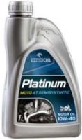 Моторное масло Orlen Platinum Moto 4T 10W-40 1L