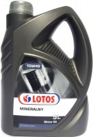 Моторное масло Lotos Mineralny LPG 15W-40 5L