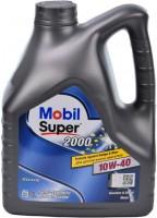 Моторное масло MOBIL Super 2000 X1 10W-40 4L