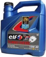 Моторное масло ELF Turbo Diesel 10W-40 5L