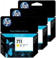 Картридж HP 711 CZ136A
