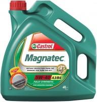 Фото - Моторное масло Castrol Magnatec 5W-40 A3/B4 4L