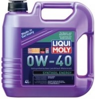 Моторное масло Liqui Moly Synthoil Energy 0W-40 4L