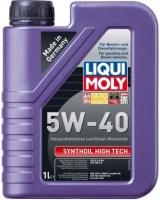 Моторное масло Liqui Moly Synthoil High Tech 5W-40 1L