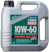 Моторное масло Liqui Moly Synthoil Race Tech GT1 10W-60 4L