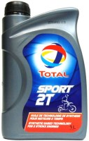 Моторное масло Total Sport 2T 1L