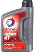 Моторное масло Total Sport 4T 10W-40 1L