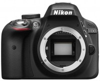 Фото - Фотоаппарат Nikon D3300 body