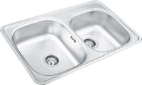 Кухонная мойка Ukinox Comfort CO 780 476 20 GT