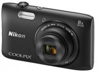 Фото - Цифровой фотоаппарат Nikon Coolpix S3600