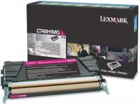 Картридж Lexmark C748H1MG