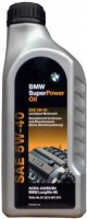 Моторное масло BMW Super Power 5W-40 1L