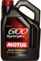 Моторное масло Motul 6100 Synergie+ 10W-40 4L
