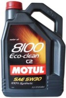 Моторное масло Motul 8100 Eco-Clean 5W-30 5L