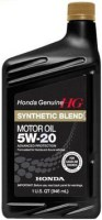 Моторное масло Honda  Synthetic Blend 5W-20 1L