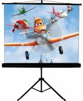 Проекционный экран Walfix Tripod 145x110