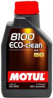 Моторное масло Motul 8100 Eco-Clean 0W-30 1L