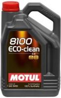 Фото - Моторное масло Motul 8100 Eco-Clean 0W-30 5L