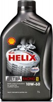 Моторное масло Shell Helix Ultra Racing 10W-60 1L