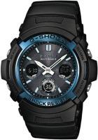 Наручные часы Casio AWG-M100A-1AER