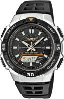 Фото - Наручные часы Casio AQ-S800W-1EVEF