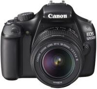 Фото - Фотоаппарат Canon EOS 1200D kit 18-55