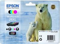 Картридж Epson 26XL MP C13T26364010