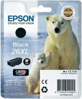 Картридж Epson 26XL BK C13T26214010