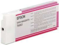 Картридж Epson T6063 C13T606300