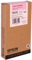 Картридж Epson T603C C13T603C00