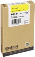 Картридж Epson T6034 C13T603400